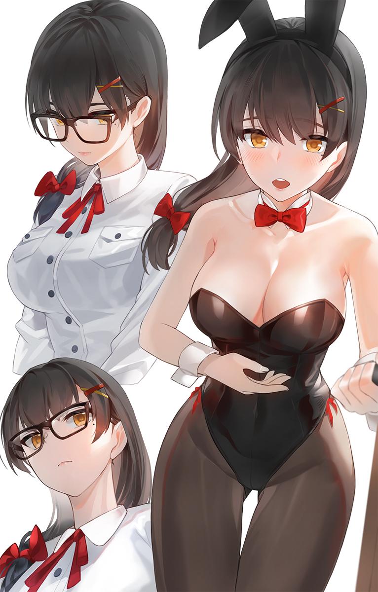 【p站美图】【绅士福利】KFR的女仆合集1 P站推荐-第1张