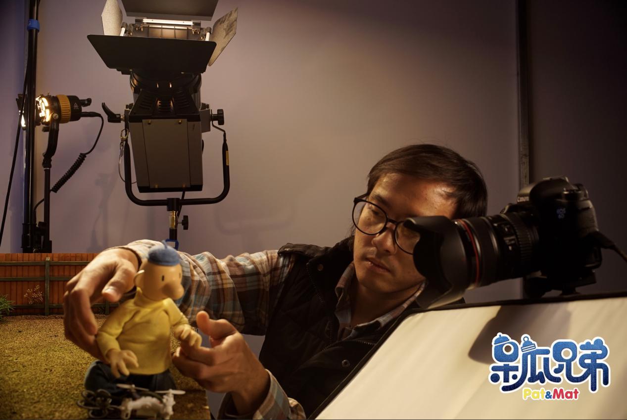 定格动画电影《呆瓜兄弟》曝制作特辑  揭秘高水准幕后制作 动漫资讯-第3张