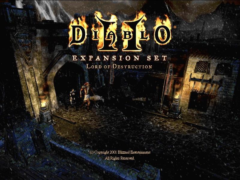【单机游戏】《暗黑破坏神2》繁体中文完整硬盘版 下载-第1张